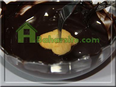 چاکلت مینی کیک