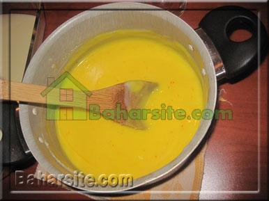 بیسکویت پتی بور شیر وانیل دسر پتی بور خیلی ساده دسر پتی بور از ترکیب دو یا