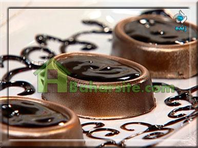 پاناکوتا شکلاتی