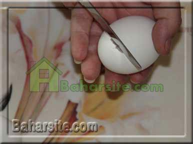 ژله تخم مرغی