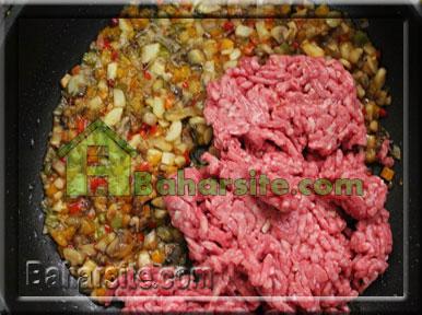 اشترودل گوشت
