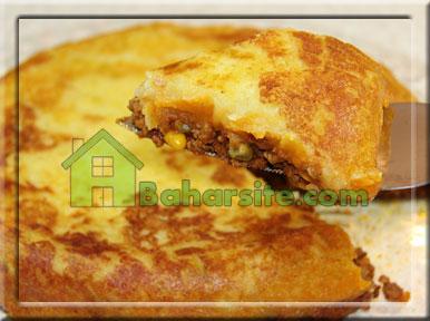 پای چوپان sheperd's pie