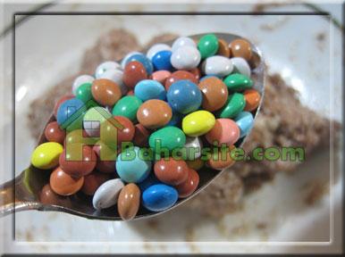 شیرینی مخروطی