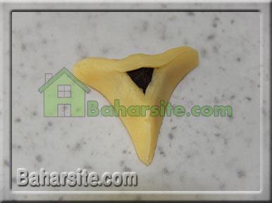 شیرینی مثلثی