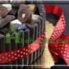 دابل چاکلت کیک