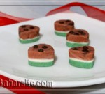 شکلات هندوانه