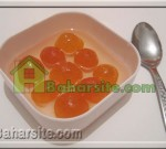 مربای کامکوات Kumquat Jam