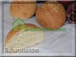 نان همبرگر