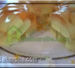 ژله خرده شیشه 2