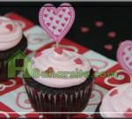 کاپ کیک شکلاتی وی دی