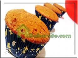 کاپ کیک هویج