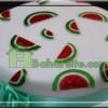 کیک هندوانه 2