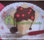 کیک پایه با مکروفر