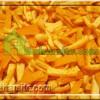 خلال پوست پرتقال شیرین شده