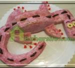 کیک دراگون