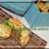 مافین سبزیجات و سیب زمینی