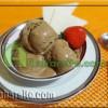 بستنی شکلاتی با کیت کت