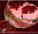 بستنی انار