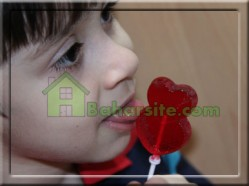 آبنبات عشق
